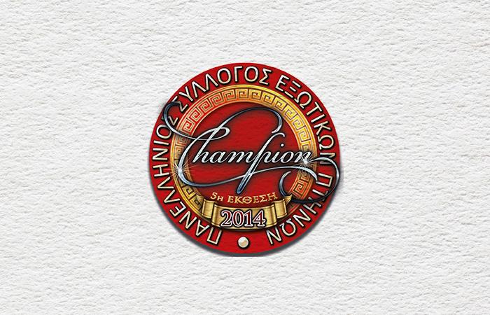CHAMPION 2014