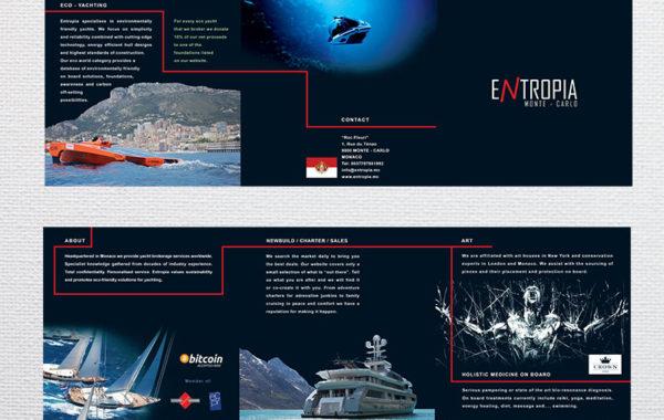 Entropia – eco yachting