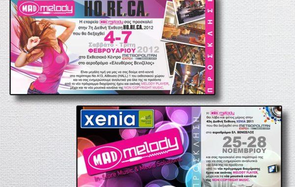 Mad Melody – HO.RE.CA – Xenia
